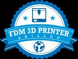 Questo utente è in grado di usare la Stampante 3D FDM!