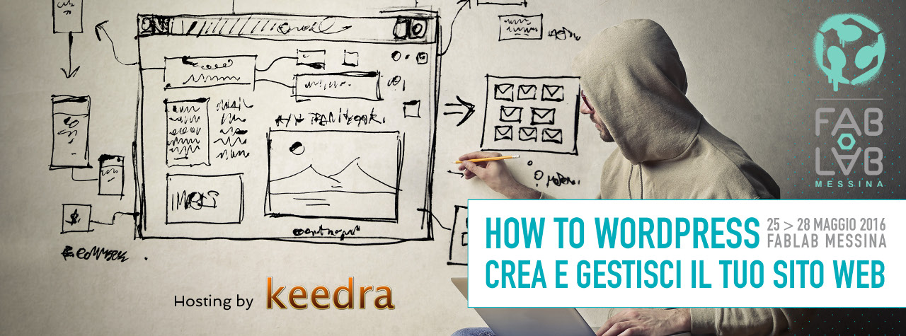 How to WordPress – crea e gestisci il tuo sito web
