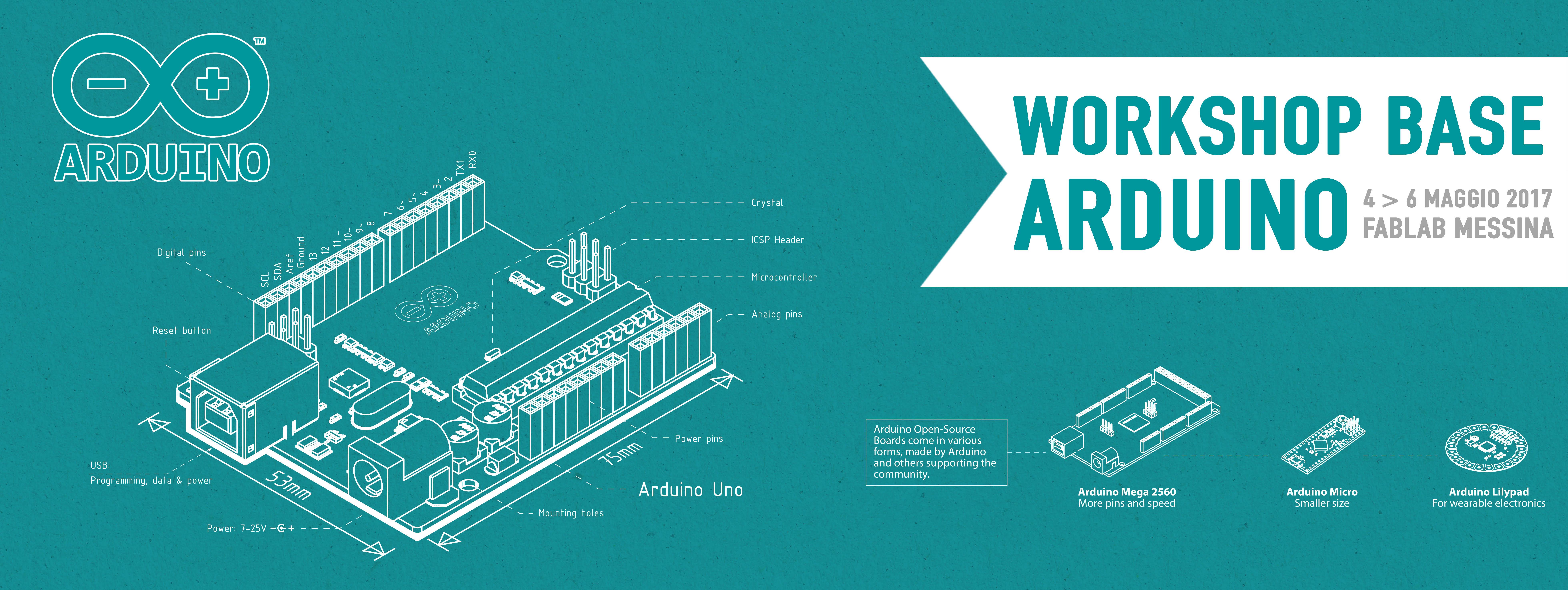 Arduino – workshop base