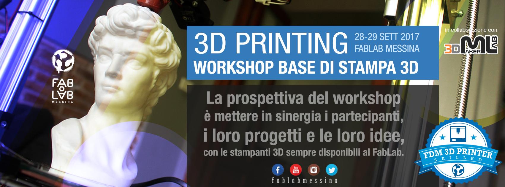 Stampa 3D BASE