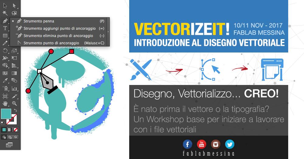 VECTORIZEit! – Introduzione al Disegno Vettoriale