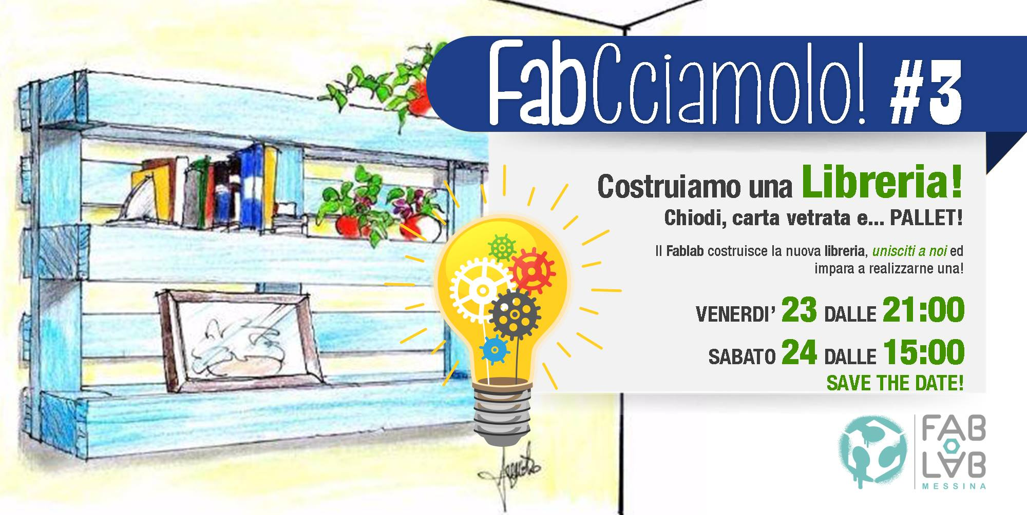 Fabcciamolo! #3 – Library creation