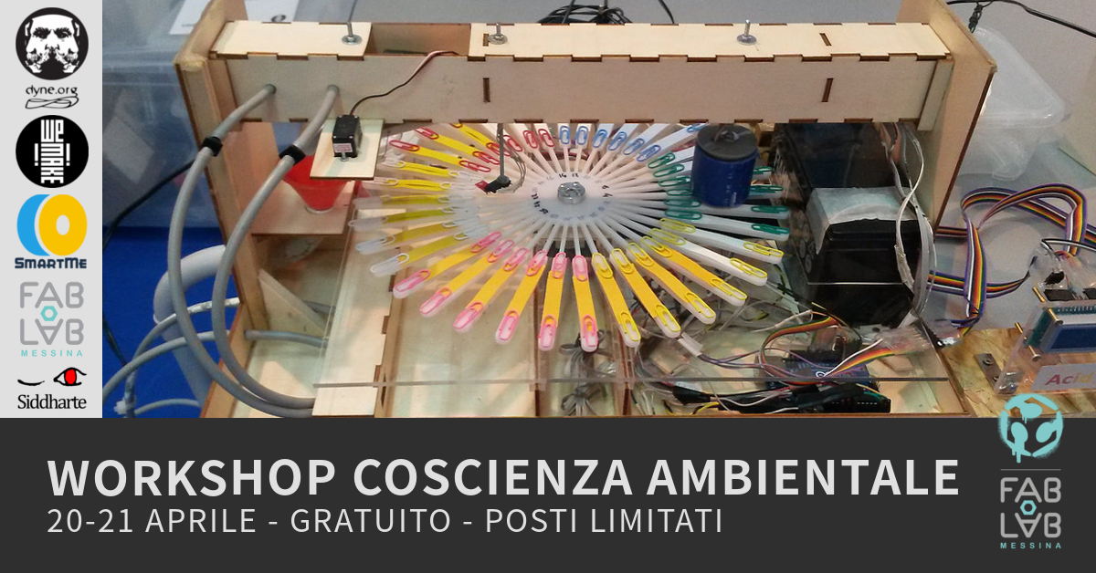 Workshop Coscienza Ambientale