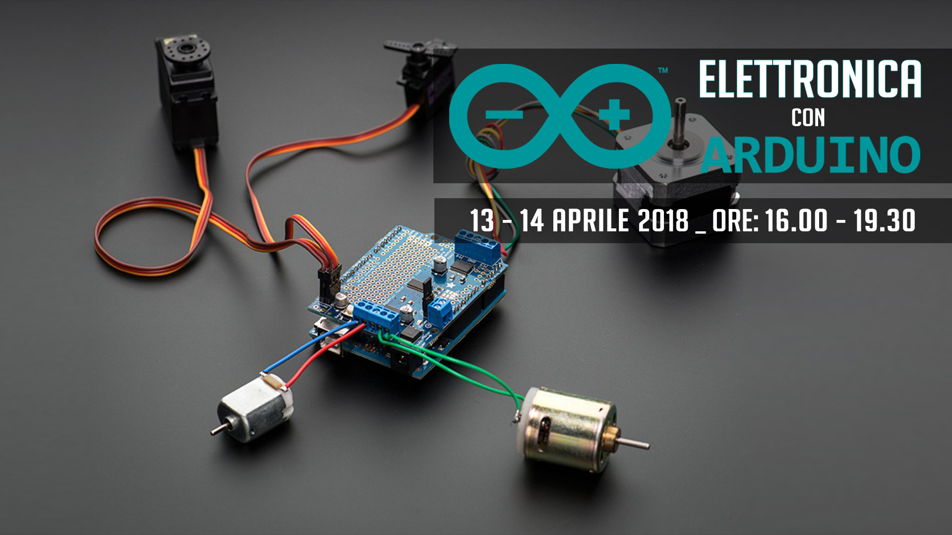 Workshop di Elettronica con Arduino