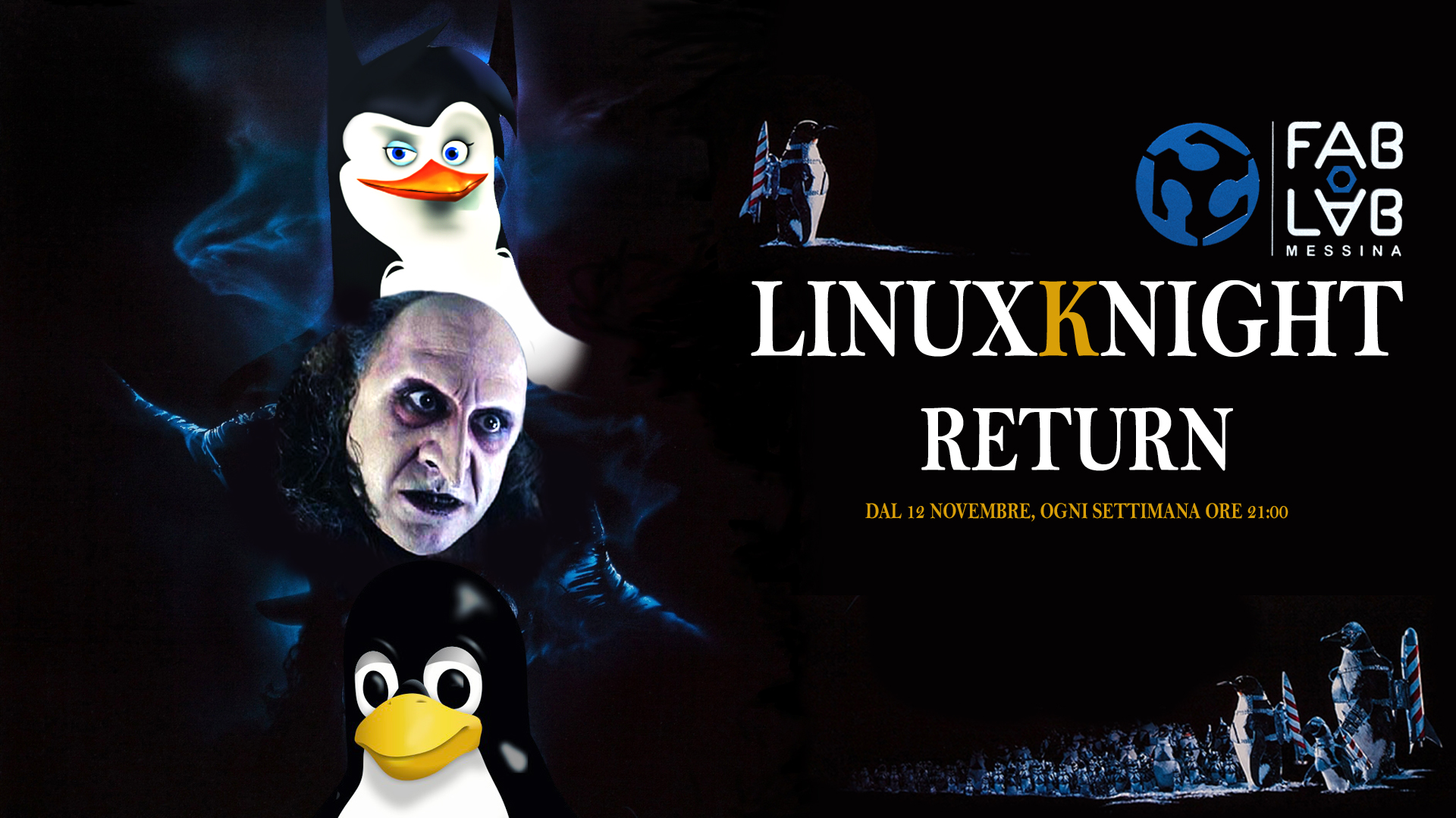 Linux kNight 2 – Learning Group