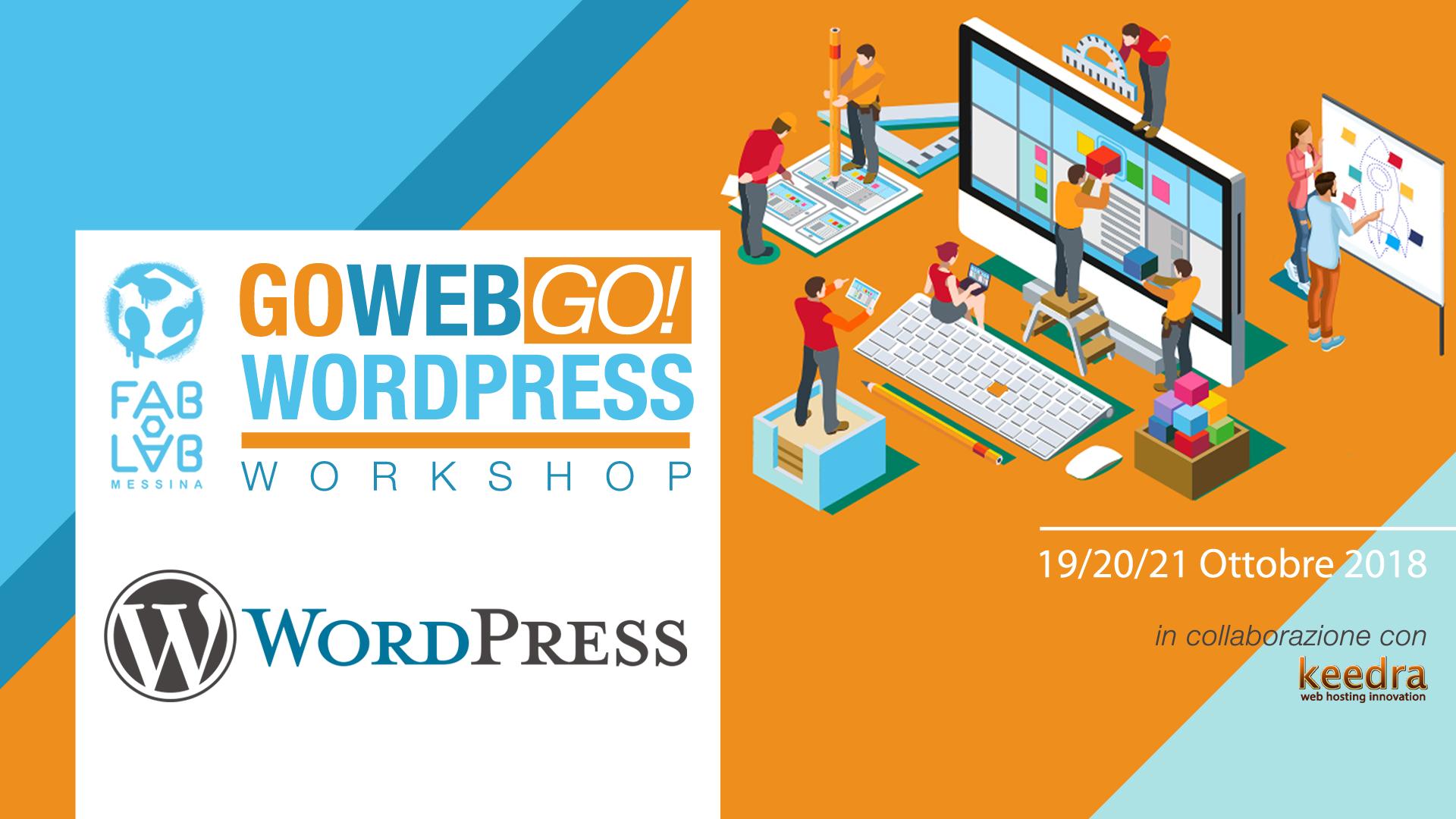 GoWebGo! – WordPress Workshop